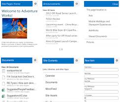 Microsoft Sharepoint Templates Overview Of Mobile Devices And Sharepoint Server 2013 Microsoft Docs