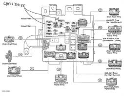 fuse box on lexus rx fuse wiring diagrams online