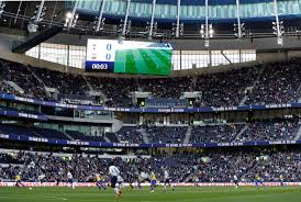 Wann ist tottenham hotspur stadium geöffnet? As Tottenham Hotspur Stadium Finally Opens The List Of Premier League Grounds Gaining On Old Trafford Continues To Grow South China Morning Post