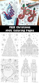 But there are so many more out there, so i have gathered together a roundup of free christmas colouring pages for adults and teens. Beautiful Printable Christmas Adult Coloring Pages Woo Jr Kids Activities