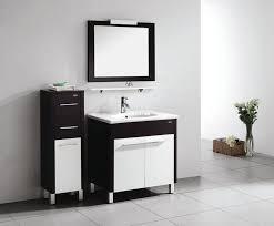 modern bathroom storage cabinets. Bathroom. L Shaped White Black Bathroom Storage Cabinet For Sink And Vrktuqn Modern Cabinets R