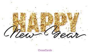 Free Happy New Year Cards Happy New Year Cards With Nice Fonts Free