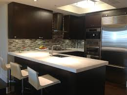 dark wood modern kitchen cabinets. Kitchen Remodel Ideas With Black Cabinets Library Window Treatments Dining Craftsman Large Wall Coverings Design. Dark Wood Modern C