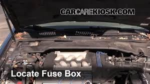 replace a fuse 1997 1999 acura cl 1999 acura cl premium 3 0l v6