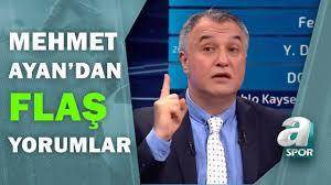 Mehmet Ayan: Mustafa Cengiz Keşke Daha Az Konuşsa