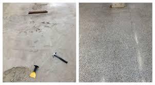 restoration of terrazzo flooring cleaning of terrazzo flooring