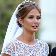 millie mackintosh s understated wedding hair and makeup