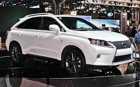 LEXUS RX - Review and photos