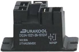 dg34 1021 36 1012 f durakool automotive relay, spst no, 12 vdc Durakool Relay Wiring Diagram automotive relay, spst no, 12 vdc, 30 a, dg34 series, panel, quick connect durakool relay wiring diagram