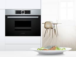 introducing the bosch steam oven