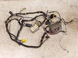 jeep 2 5 tj under dash wiring harness wrangler 97 02 00 gauge plugs jeep wrangler tj under dash fuse box wiring harness late 1997 soft top 2 97