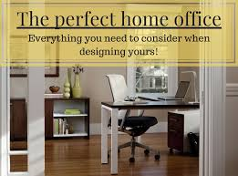 designing a home office. Designing The Perfect Home Office Designing A