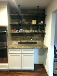 black pipe shelves shelf supports steel industrial shelving loves iron diy wood plumbing