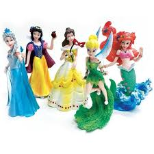 Disney Princess Cake Topper Large Build A Birthday