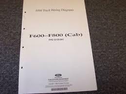 1994 ford f600 f700 f800 cab truck electrical wiring diagram manual image is loading 1994 ford f600 f700 f800 cab truck electrical
