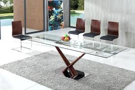 extendable glass dining table appealing extendable glass dining table set or extendable glass appealing extendable glass