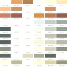 Crown Masonry Paint Colour Chart Interesting Crown Exterior Masonry Paint Colours Paints