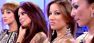 """Mireia, Cristina, María y Connie - Telecinco. """"Mujeres y Hombres y Viceversa"""" fue ayer lo más visto del día. Aunque hace unos meses el talk show presentado ... - 1127_1"""
