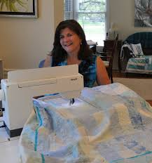 Edge to Edge Quilting with Embroidery Machine - YouTube &  Adamdwight.com