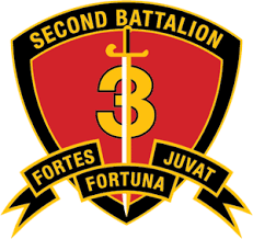 2nd Battalion 3rd Marine Regiment USMC Logo Vector (.EPS) Free Download