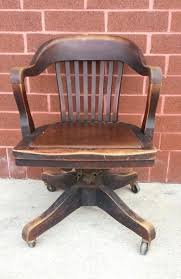small wooden desk chair vintage wood office chair good furniture wooden office chairs regarding elegant household