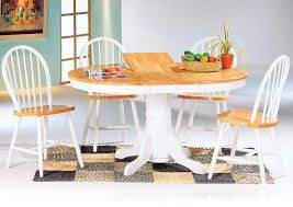 pretty 4 seater country style dining sets