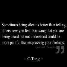 More Painful Than Expressing Your Feelings Introvert And Awesome Beauteous Expressing Quotes