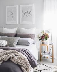 likeable purple grey bedroom of and white ideas new white new 41
