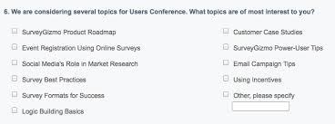 Surveys Formats New Quantitative Research Questions In Online Surveys