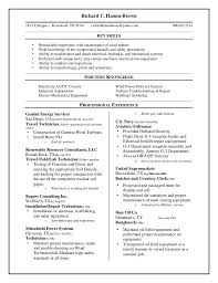 Resume Skills And Abilities Examples Resume Template Easy Http