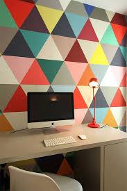 colorful home office. Colorful Home Office Design