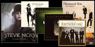 Fleetwood Mac News Stevie Nicks Re Enters Us Top 40 Dvd