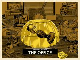 the office poster. Jason Edmiston \ The Office Poster O