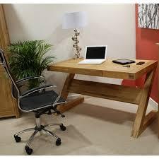 excellent z solid oak designer small computer desk furniture4yourhome in solid oak desk modern