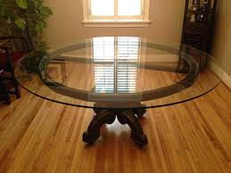 round glass table round glass dining set glass round dining table large round glass dining