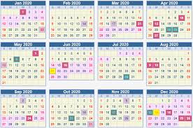 School Calendar Template 2020 17 Calendar 2020 Major Magdalene Project Org