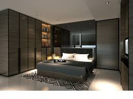 Master Of Interior Design New Service Apartment Interior Design Mocha Unit48 48R Guestroom