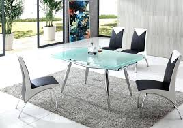 smoked glass dining table samurai frosted glass dining table with angel dining chairs frosted glass dining