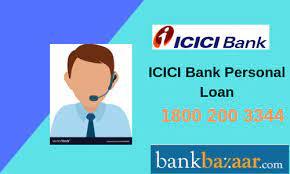 icici personal loan customer care