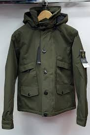 stone island winter coat