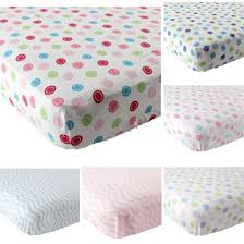 fitted sheet baby crib cot bed mattress sheets bedding nursery toddler boy girl 1 of 1free see more