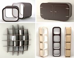 modern storage furniture. storage ideas contemporary curved stands modern furniture t