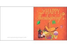 Printable Thanksgiving Greeting Cards Happy Thanksgiving Cards Free Printable Thanksgiving Place Cards