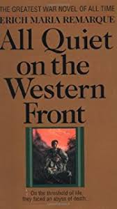 All Quiet On The Western Front Quotes Unique Amazon Erich Maria Remarque's All Quiet On The Western Front