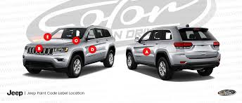 Jeep Touch Up Paint Find Touch Up Color For Jeep Color N
