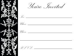 Design And Print Invitations Online Free Print Birthday Invitations Orgullolgbt