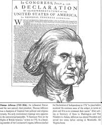 Small Picture Thomas Jefferson Clipart 30
