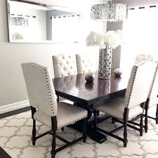 dining room rugs delectable dining room rug ideas design of best dining room rugs wayfair