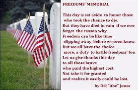 Christian Quotes On Memorial Day Best of Happy Memorial Day Quotes Sayings From Presidents For Veterans