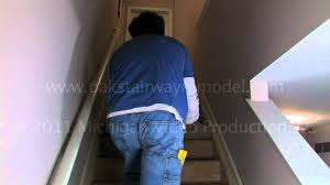 Removing Stair Carpet How To Remove The Carpet Tack Strips Padding And Staples From